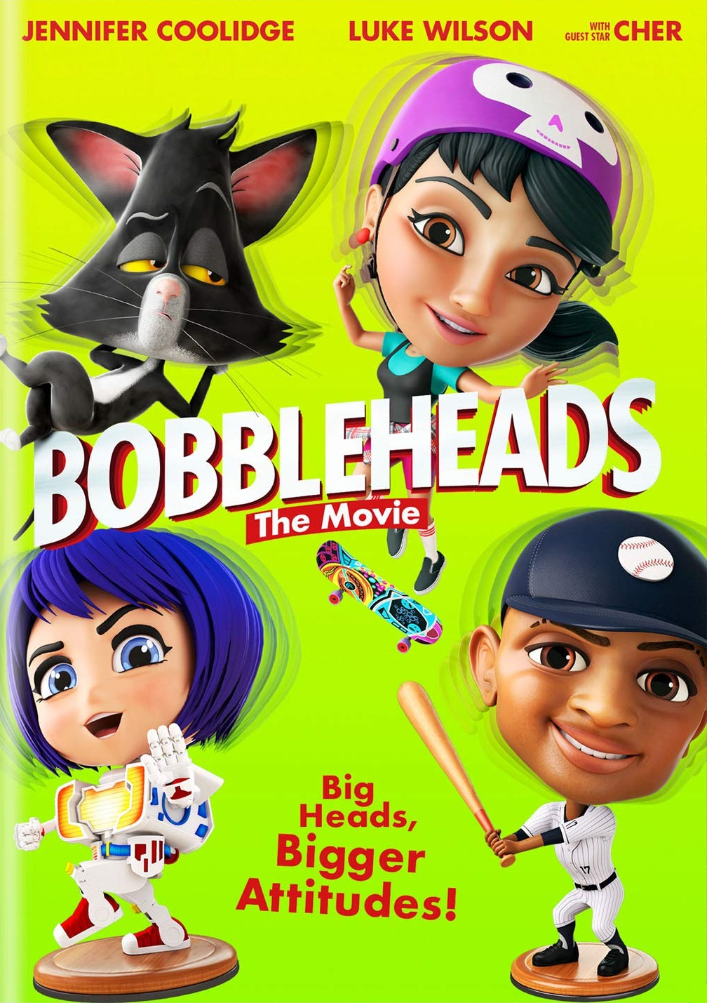 Bobbleheads – The Movie